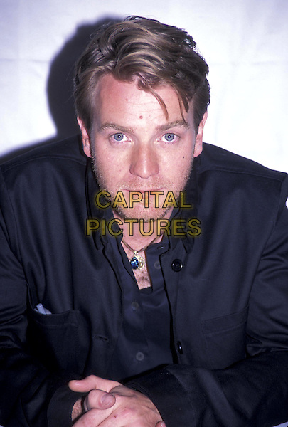 EWAN McGREGOR.portrait headshot.ref: ND.*RAW SCAN- photo will be adjusted for publication*.www.capitalpictures.com.sales@capitalpictures.com.©Capital Pictures