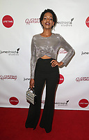 """LOS ANGELES, CA - NOVEMBER 7: Kelsey Scott, at Premiere of Lifetime's """"Christmas Harmony"""" at Harmony Gold Theatre in Los Angeles, California on November 7, 2018. Credit: Faye Sadou/MediaPunch"""