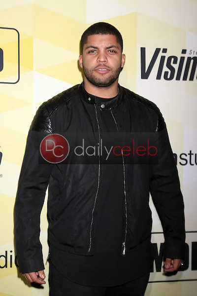 O'Shea Jackson Jr.<br /> at the IMDb 25th Anniversary Party, Sunset Tower, West Hollywood, CA 10-15-15<br /> David Edwards/DailyCeleb.com 818-249-4998