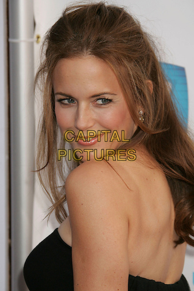 KELLY PRESTON.Hollywood Life Magazine's 8th Annual Young Hollywood Awards held at the Music Box at The Fonda, Hollywood, California, USA, 30 April 2006..portrait headshot looking over shoulder.ref: CAP/ADM.www.capitalpictures.com.sales@capitalpictures.com.©Russ Elliot/AdMedia/Capital Pictures.
