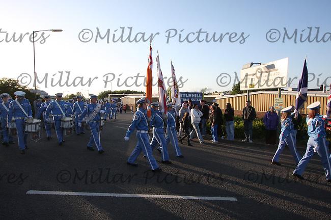 Harthill Loyalists Flute Band