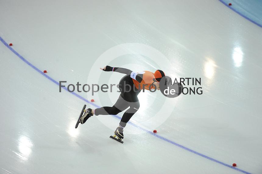 OLYMPICS: SOCHI: Adler Arena, 13-02-2014, 1000m Ladies, Ireen Wüst (NED), ©foto Martin de Jong