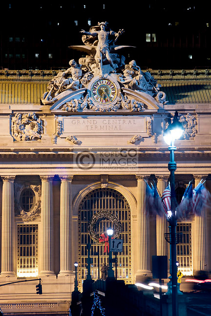 GRAND CENTRAL TERMINAL FORTY SECOND STREET MANHATTAN NEW YORK CITY USA