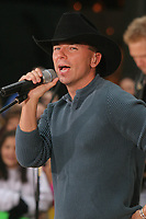 "KENNY CHESNEY PERFORMING LIVE CONCERT ON NBC'S "" TODAY SHOW "" AT ROCKEFELLER CENTER IN NEW YORK CITY 11-22-2004<br /> Photo By John Barrett/PHOTOlink"