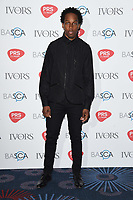 Lamaar<br /> at The Ivor Novello Awards 2017, Grosvenor House Hotel, London. <br /> <br /> <br /> &copy;Ash Knotek  D3267  18/05/2017