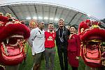 Opening Ceremony of  the HSBC Hong Kong Rugby Sevens 2016 on 08 April 2016 at Hong Kong Stadium in Hong Kong, China. Photo by Li Man Yuen / Power Sport Images
