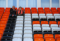 Blackpool fans takes their seats before the game<br /> <br /> Photographer Alex Dodd/CameraSport<br /> <br /> The EFL Sky Bet League One - Blackpool v Sunderland - Tuesday 1st January 2019 - Bloomfield Road - Blackpool<br /> <br /> World Copyright © 2019 CameraSport. All rights reserved. 43 Linden Ave. Countesthorpe. Leicester. England. LE8 5PG - Tel: +44 (0) 116 277 4147 - admin@camerasport.com - www.camerasport.com