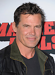 Josh Brolin attends The OpenRoad L.A. Premiere of Machete Kills hel dat The Regal Cinemas L.A. Live in Los Angeles, California on October 02,2012                                                                               © 2013 DVS / Hollywood Press Agency