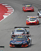 Pirelli World Challenge<br /> Grand Prix of Texas<br /> Circuit of The Americas, Austin, TX USA<br /> Sunday 3 September 2017<br /> Peter Kox/ Mark Wilkins<br /> World Copyright: Richard Dole/LAT Images<br /> ref: Digital Image RD_COTA_PWC_17269