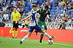 League Santander 2017-2018 - Game: 2<br /> RCD Espanyol vs CD Leganes: 0-1.<br /> Leo Baptistao vs Diego Rico.