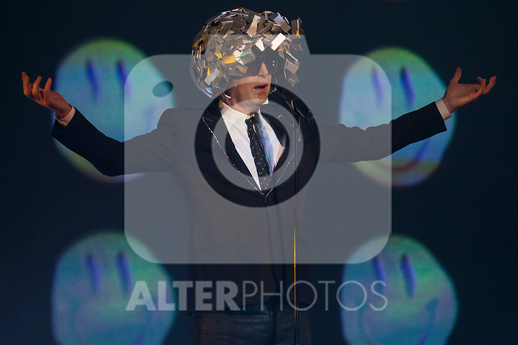 British group Pet Shop Boys in concert during Universal Music Festival at Real Theater in Madrid, July 10, 2017. Spain.<br /> (ALTERPHOTOS/BorjaB.Hojas)