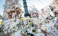 LAS VEGAS, NV - November 20 : Atmosphere pictured as The Venetian and The Palazzo kick off 2nd annual Winter in Venice on November 20, 2012 at The Venetian in Las Vegas, Nevada.  Credit: Kabik/ Starlitepics / MediaPunch Inc.