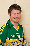 Ian Galvin member of the Kerry U-21 panel 2012