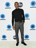 05 February 2019 - Pasadena, California - Titus Makin. Disney ABC Television TCA Winter Press Tour 2019 held at The Langham Huntington Hotel. <br /> CAP/ADM/BT<br /> &copy;BT/ADM/Capital Pictures
