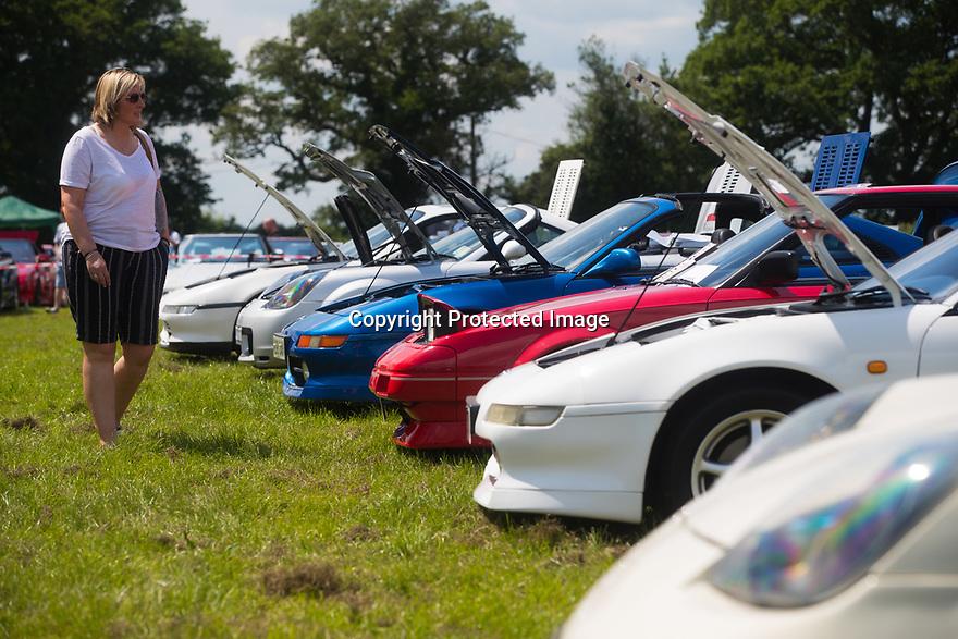 03/06/18<br /> <br /> Toyota MR2 Day at Hatton Country World, Warwickshire.<br /> <br /> All Rights Reserved: F Stop Press Ltd. +44(0)1335 344240  www.fstoppress.com.