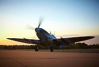 Supermarine Spitfire Mk9 Taxi