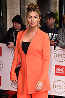 Amy Childs<br /> arriving for theTRIC Awards 2020 at the Grosvenor House Hotel, London.<br /> <br /> ©Ash Knotek  D3561 10/03/2020