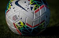 Irvine, CA - July 08, 2019: U.S. Soccer Boys' DA U-16/17 Semifinal De Anza Force vs Concorde Fire at Great Park.