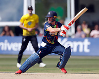Heino Kuhn bats for Kent during the Vitality Blast T20 game between Kent Spitfires and Gloucestershire at the St Lawrence Ground, Canterbury, on Sun Aug 5, 2018