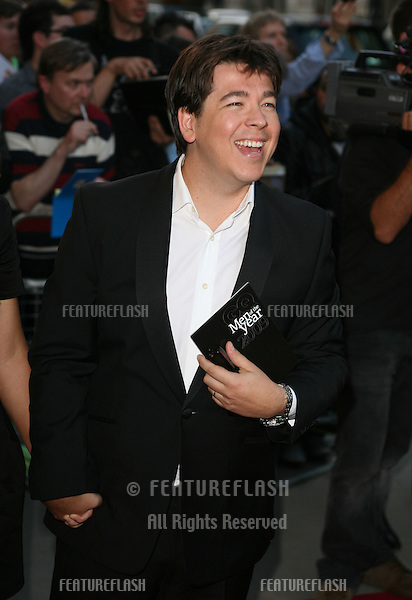 Michael Mcintyre arriving at the GQ Men Of The Year Awards, at The Royal Opera House, London. 08/09/09. Picture by: Alexandra Glen / Featureflash