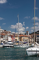 Europe/France/Provence-Alpes-Côte d'Azur/13/Bouches-du-Rhône/Cassis: le villlage et le port