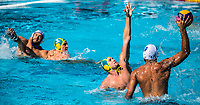 7 GILCHRIST Jarrod AUS <br /> FRA (white cap) -  AUS (blue cap)<br /> Preliminary Round Water Polo Women<br /> Day06  19/07/2017 <br /> XVII FINA World Championships Aquatics<br /> Alfred Hajos Complex Margaret Island  <br /> Budapest Hungary <br /> Photo @ Deepbluemedia/Insidefoto
