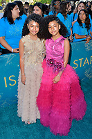 Anais Lee und Mirabelle Lee bei der Weltpremiere des Kinofilms 'The Sun Is Also a Star' in den Pacific Theaters at the Grove. Los Angeles, 13.05.2019