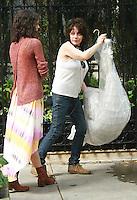 August 17, 2012 Director Amy Heckerling shooting on location for Gossip Girl in New York City. &copy; RW/MediaPunch Inc. /NortePhoto.com<br /> <br /> **SOLO*VENTA*EN*MEXICO**<br /> **CREDITO*OBLIGATORIO** <br /> *No*Venta*A*Terceros*<br /> *No*Sale*So*third*<br /> *** No Se Permite Hacer Archivo**<br /> *No*Sale*So*third*