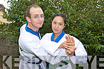 HANMOODO STYLE:  Michael and Jia O'Connell who are running Ireland's only HanMooDo martial arts classes Monday nights in Tralee.