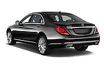 Car pictures of rear three quarter view of 2016 Mercedes Benz S-Class S550-PLUG-IN-HYBRID 4 Door Sedan Angular Rear