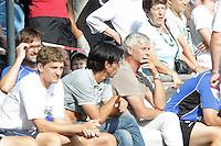 Trainer Armin Veh (EIntracht) - Eintracht Frankfurt vs. VfR Aalen