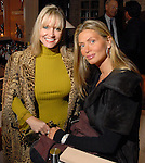 Lacy Baird and Mindy Peters at the Duran Duran concert after party at home of Becca Thrash Friday Dec. 05, 2008. (Dave Rossman for the Chronicle)
