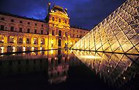 France,Paris. The Louvre