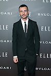 David Delfin attend the Photocall of the ELLE STYLE AWARDS at Italian Embassy in Madrid, Spain. March 17, 2014. (ALTERPHOTOS/Carlos Dafonte)