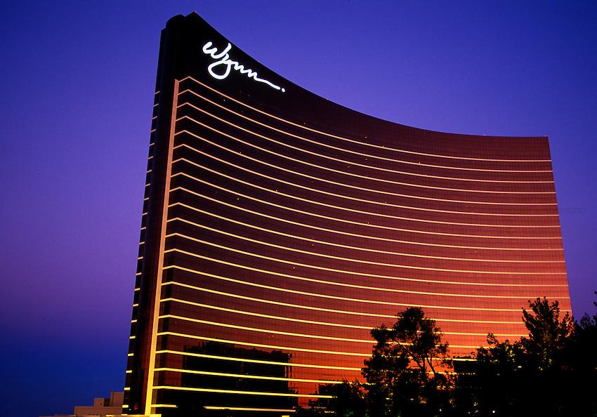 Wynn Las Vegas Resort, Las Vegas Boulevard, Las Vegas, Nevada
