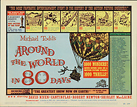 Around the World in 80 Days (1956) <br /> Lobby card<br /> *Filmstill - Editorial Use Only*<br /> CAP/MFS<br /> Image supplied by Capital Pictures