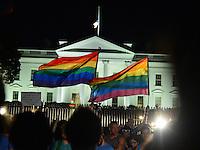 White House LGBT vigil for Orlando