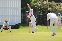 M Hussain of Newham during Newham CC vs Barking CC, Essex County League Cricket at Flanders Playing Fields on 10th June 2017