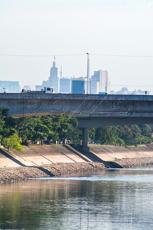 Ro Tietê, São Paulo - SP, 07/2016.
