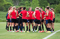USWNT Training, July 7, 2016
