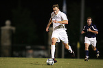 Blake Camp of Duke University on Tuesday September 27th, 2005 at Duke University's Koskinen Stadium in Durham, North Carolina. The Duke University Blue Devils defeated the Longwood University Lancers 3-1 during an NCAA Division I Men's Soccer game.