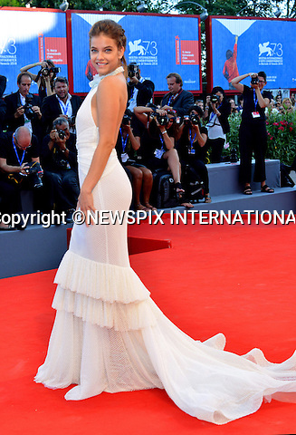 31.08.2016; Venice, Italy: BARBARA PALVIN<br /> atttends &ldquo;La La Land&rdquo; screening at the 73rd Venice Film Festival.<br /> Mandatory Credit Photo: &copy;NEWSPIX INTERNATIONAL<br /> <br /> PHOTO CREDIT MANDATORY!!: NEWSPIX INTERNATIONAL(Failure to credit will incur a surcharge of 100% of reproduction fees)<br /> <br /> IMMEDIATE CONFIRMATION OF USAGE REQUIRED:<br /> Newspix International, 31 Chinnery Hill, Bishop's Stortford, ENGLAND CM23 3PS<br /> Tel:+441279 324672  ; Fax: +441279656877<br /> Mobile:  0777568 1153<br /> e-mail: info@newspixinternational.co.uk<br /> Please refer to usage terms. All Fees Payable To Newspix International