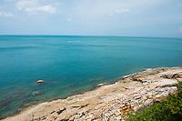 Thailand, Koh Samui Island. Ocean view.
