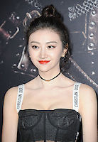 www.acepixs.com<br /> <br /> February 15 2017, LA<br /> <br /> Actress Jing Tian arriving at the premiere of 'The Great Wall' at the TCL Chinese Theatre on February 15, 2017 in Hollywood, California. <br /> <br /> By Line: Peter West/ACE Pictures<br /> <br /> <br /> ACE Pictures Inc<br /> Tel: 6467670430<br /> Email: info@acepixs.com<br /> www.acepixs.com