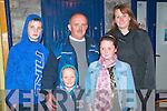 Listowel Wren Boy Competition Night : Pictured at the Wren Boy Competition night in Listowel on Friday night last were Sean, Adam, Moss Aisling & Angela Joy, Bedford, Listowel.