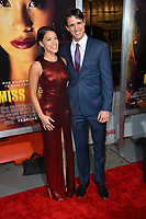 "LOS ANGELES, CA. January 30, 2019: Gina Rodriguez & Joe Locicero at the world premiere of ""Miss Bala"" at the Regal LA Live.<br /> Picture: Paul Smith/Featureflash"