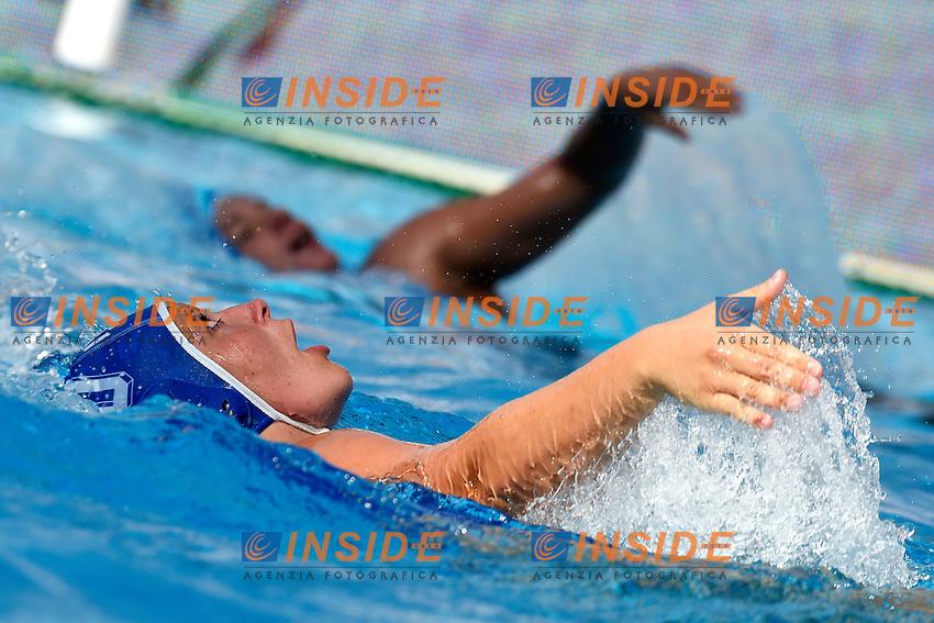 PALMIERI Valeria Italia <br /> Italy - Russia / Italia - Russia <br /> LEN European Water Polo Championships 2014<br /> Alfred Hajos Swimming Complex<br /> Margitsziget - Margaret Island<br /> Day05 Women - July 18 <br /> Photo A.Staccioli/Insidefoto/
