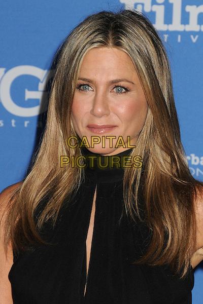 30 January 2015 - Santa Barbara, California - Jennifer Aniston. 30th Annual Santa Barbara International Film Festival - Montecito Award held at The Arlington Theatre. <br /> CAP/ADM/BP<br /> &copy;BP/ADM/Capital Pictures