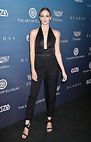 LOS ANGELES, CA - JANUARY 05: Shannan Click attends Michael Muller's HEAVEN, presented by The Art of Elysium at a private venue on January 5, 2019 in Los Angeles, California.<br /> CAP/ROT/TM<br /> ©TM/ROT/Capital Pictures