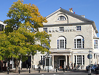 Bedford, UK - Swan Hotel -  A selection of views of the county town of Bedford, England - 15th September 2012..Photo by Keith Mayhew